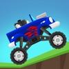 物理赛车游戏-模拟开山地车游戏