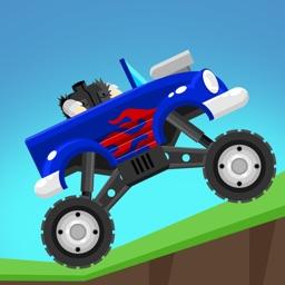 2D Racing Car Game