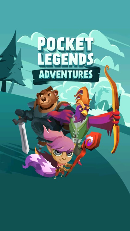 Pocket Legends Adventures screenshot-0