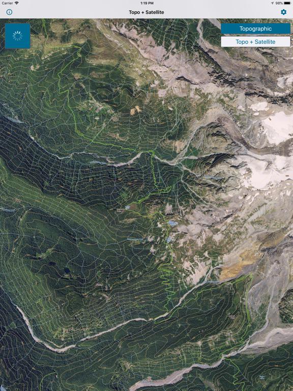Topographic Maps & Trails screenshot 20