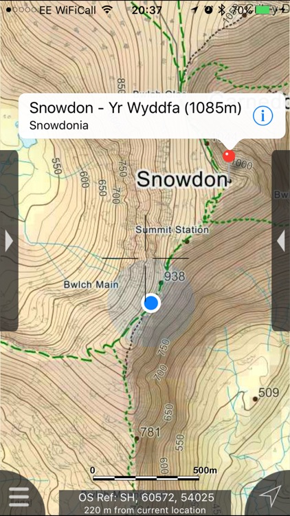 Snowdonia Maps Offline screenshot-4
