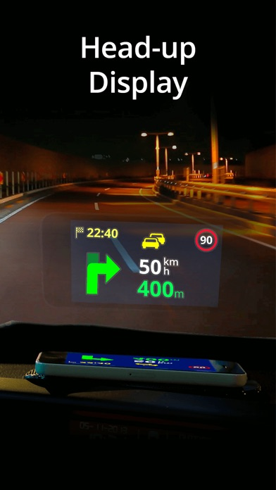 Sygic GPS Navigation & Maps Screenshots