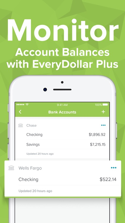 EveryDollar Easy Budgeting App screenshot-3