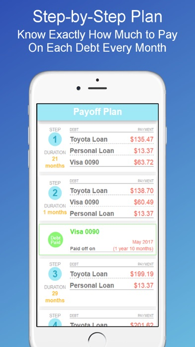 Download Debt Payoff Planner & Tracker for Pc