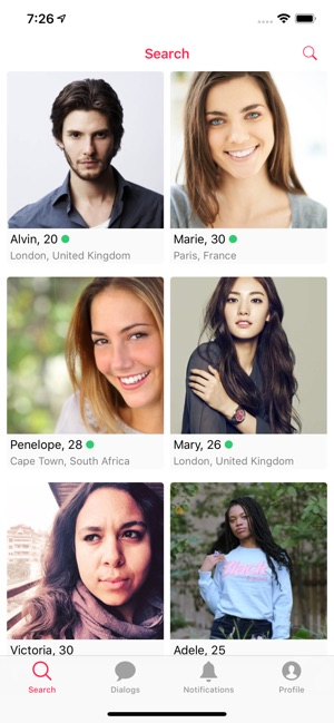 worldwide dating
