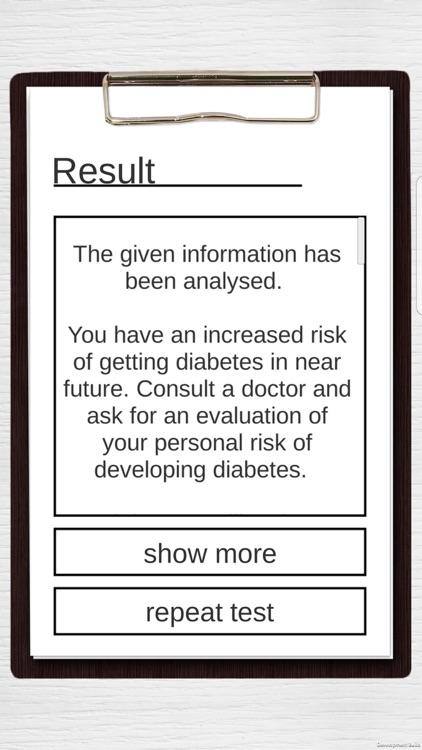 Diagnosis Medical App screenshot-4