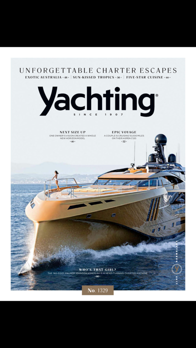 Yachting Magazine screenshot 1