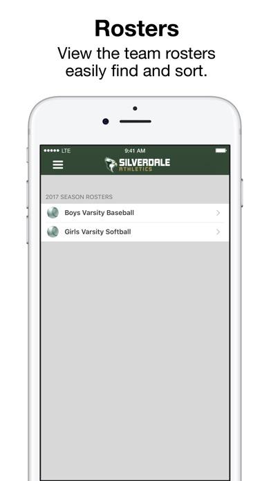Silverdale Athletics screenshot 5