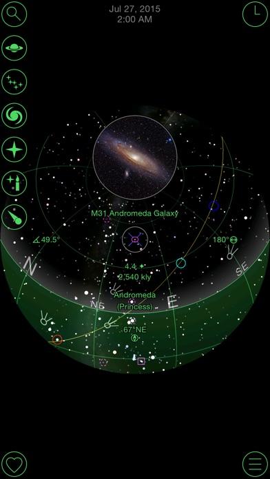 GoSkyWatch Planetarium - Astronomy Night Sky Guide screenshot three