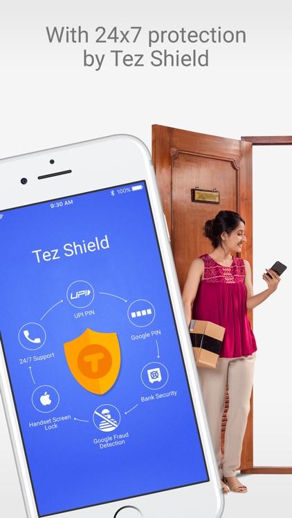 Tez - a payments app by Google screenshot-4