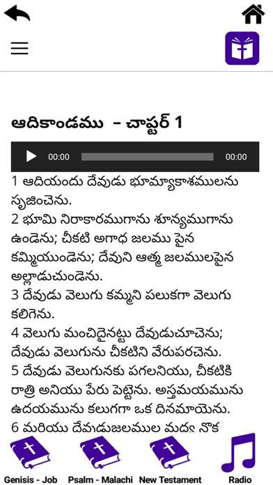 Telugu Audio Bible - App Download - App Store   iOS Apps