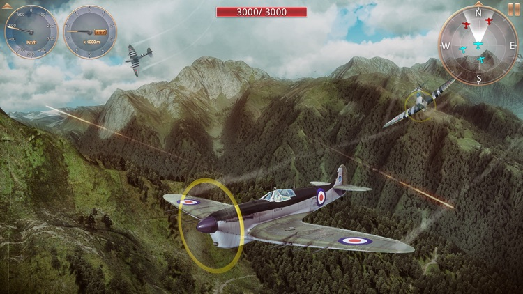 Sky Gamblers - Storm Raiders 2 screenshot-3