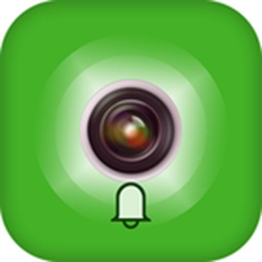 iCam doorbell iOS App