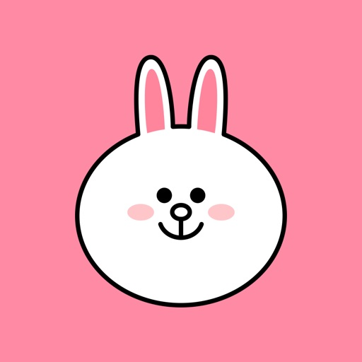 Cheerful CONY - LINE FRIENDS
