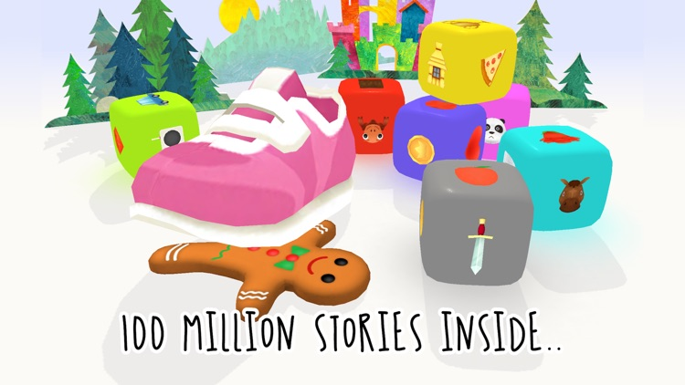 Story Dice Kids