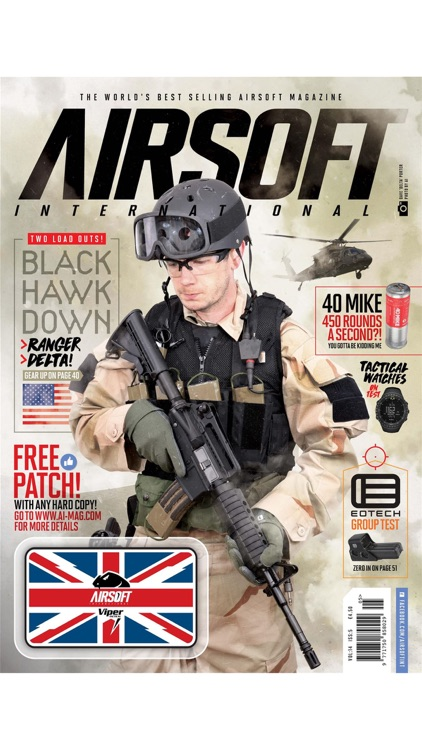 Airsoft International Magazine screenshot-3