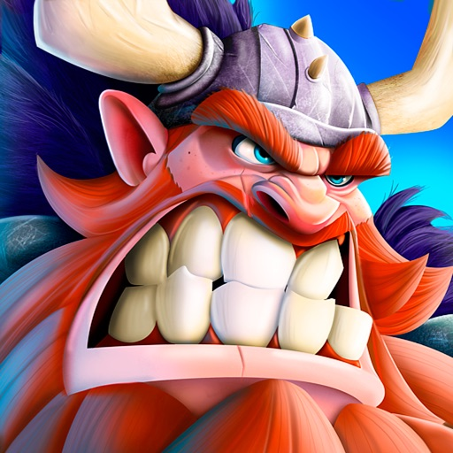 Vikings: Empire War iOS App