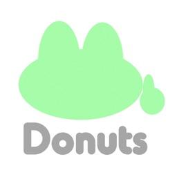 Donuts - social todo app