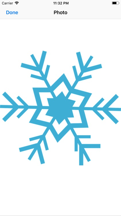 Snowflake Sticker Pack screenshot-6