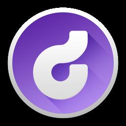 Ícone do app Droplr
