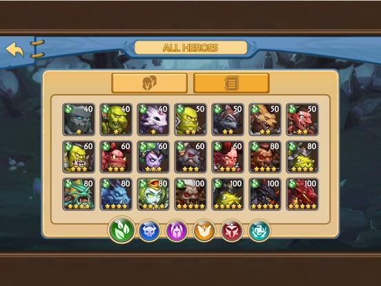 Скачать игру Epic Summoners: Monsters War