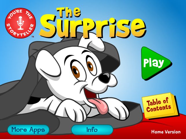 ‎The Surprise (Home) Screenshot