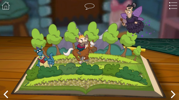 Grimm's Sleeping Beauty screenshot-3