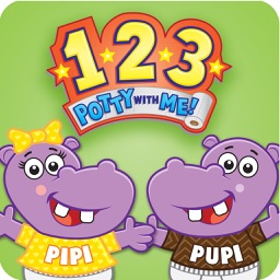 1-2-3 Potty with Me!