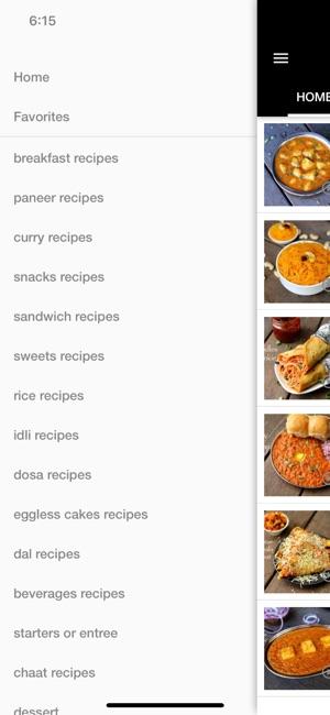 Hebbars kitchen on the app store hebbars kitchen on the app store forumfinder Images