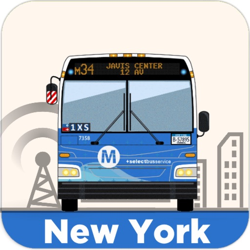 NYC Bus Time - New York City