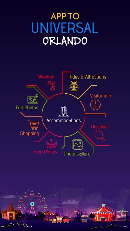 App to Universal Orlando