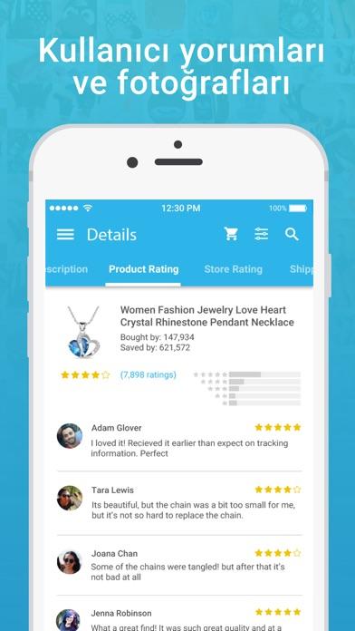 Screenshot for Wish - Shopping Made Fun in Turkey App Store