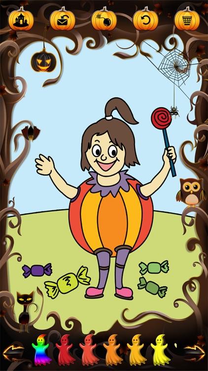 Kidoko Halloween Paint