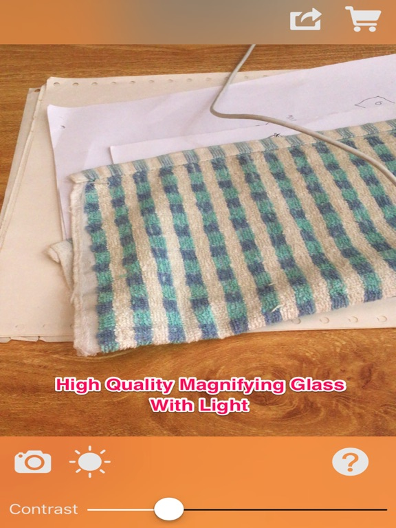 Reading Magnifier With Light screenshot 3
