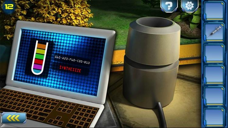 Escape 2048 screenshot-4