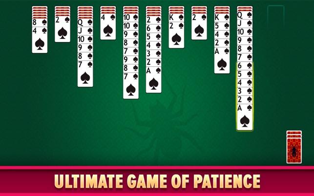 Free Download Spider Solitaire Apple Mac
