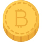 Bitcoin Stickers HODL icon