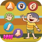 Learn Body Parts English