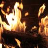 Big Blue Clip, LLC - 暖炉 アートワーク