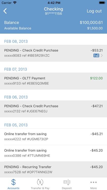 DNB First Mobile Money screenshot-3