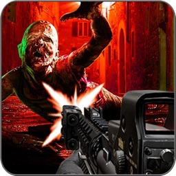 Deadly Zombies War:Killer Shot