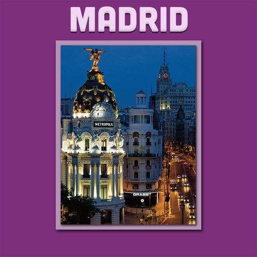 Madrid Offline Tourism