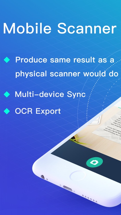 CamScanner + | PDF Scanner screenshot-0