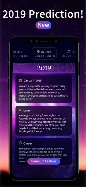 Zodiac Horoscope On The App Store