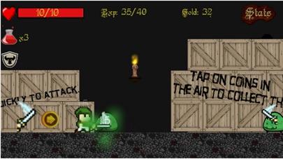 TapRPG Homeland screenshot #2