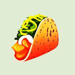 Tasty Taco Stickers