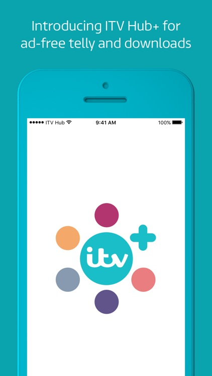 ITV Hub screenshot-1