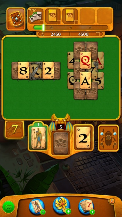 Pyramid Solitaire Saga screenshot-5
