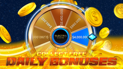 Electri5 Casino Slots! screenshot four