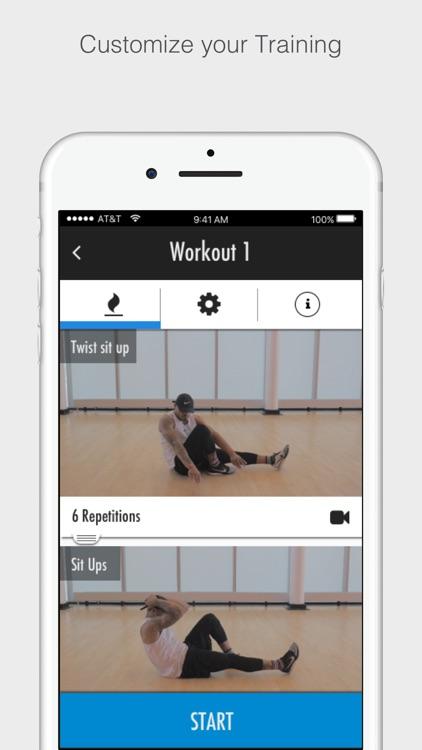 Abs & Core Workout Program screenshot-4